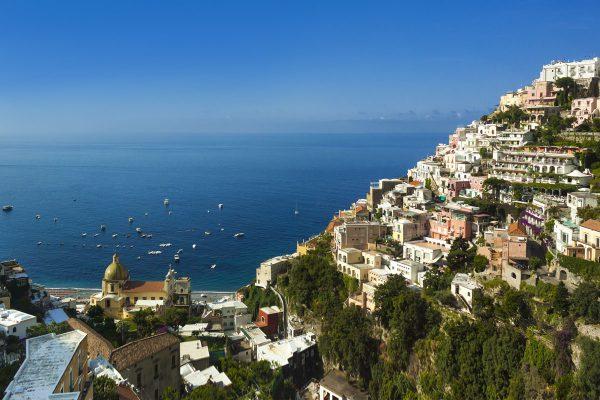 Herculaneum and Amalfi coast from Sorrento